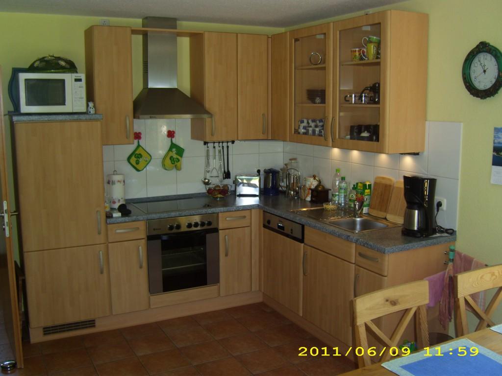 Im Haus - Küche 2012