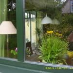 Rund ums Haus - Küchenfenster 2012